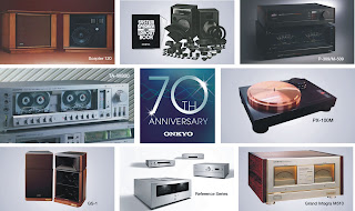 ONKYO 70th anniversary