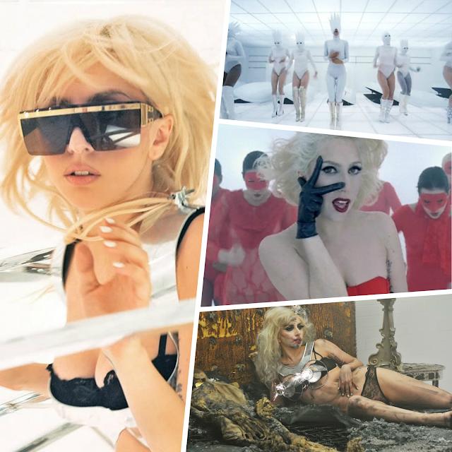 CELEBUZZ elige Bad Romance como el mejor ganador de Video del Año en la historia de los VMAs