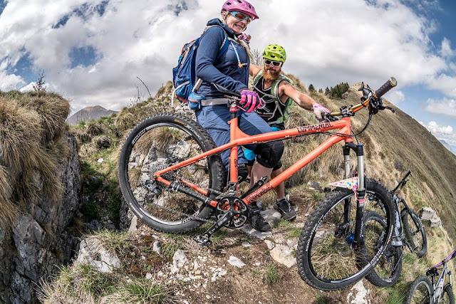 ziener bike kollektion schwangerschaft mountainbike hose