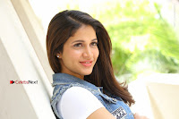 Telugu Actress Lavanya Tripathi Latest Pos in Denim Jeans and Jacket  0172.JPG