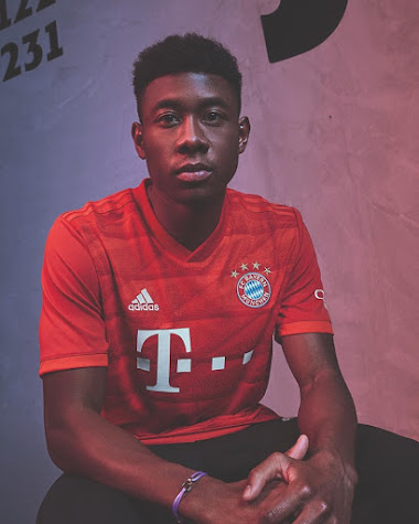 official photos c6700 ca2cb Bayern Munich 19-20 Home Kit Released - Footy Headlines