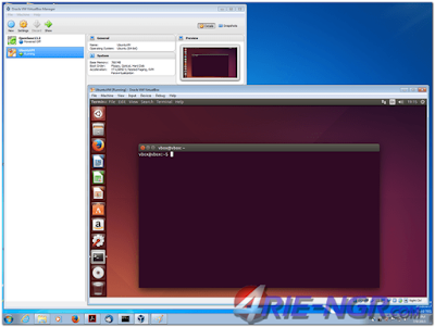 VirtualBox 5.1.20 Terbaru Plus Extension Pack
