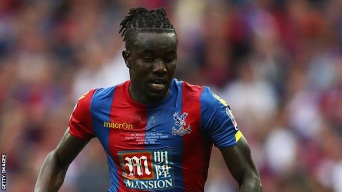 Pape Souare: Crystal Palace defender airlifted to hospital after M4 crash