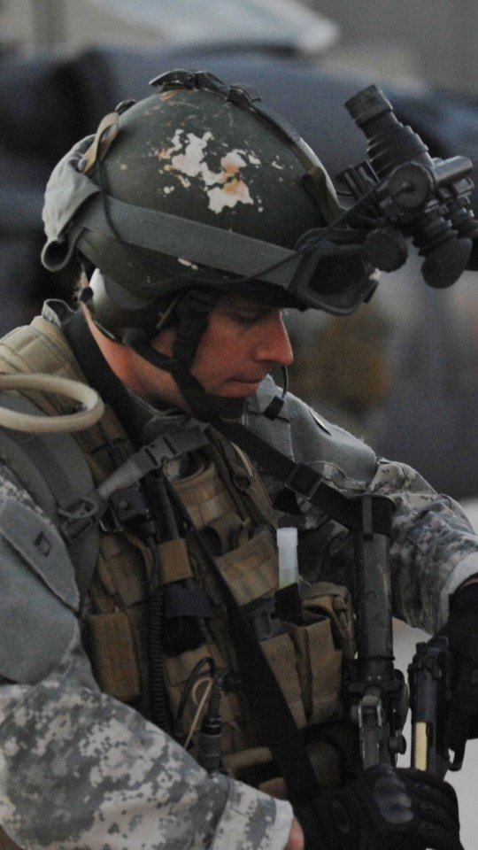 Exército Americano EUA 540x960 Papel de Parede