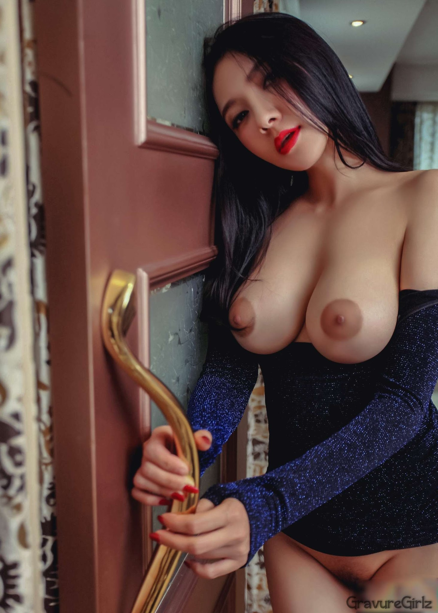 Victoria Song Guo 松果儿 | Innocent Naked Bitch | | Gravure ...
