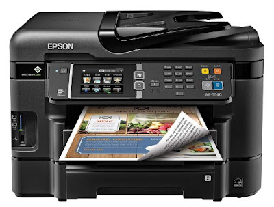 Epson WorkForce WF-3640 Review - Free Download Driver