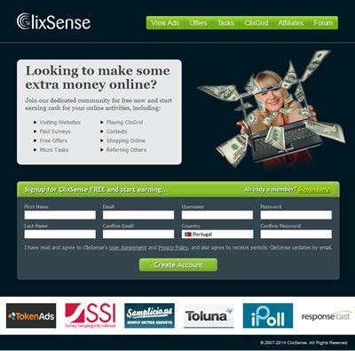 Делать деньги с Clixsense действительно просто