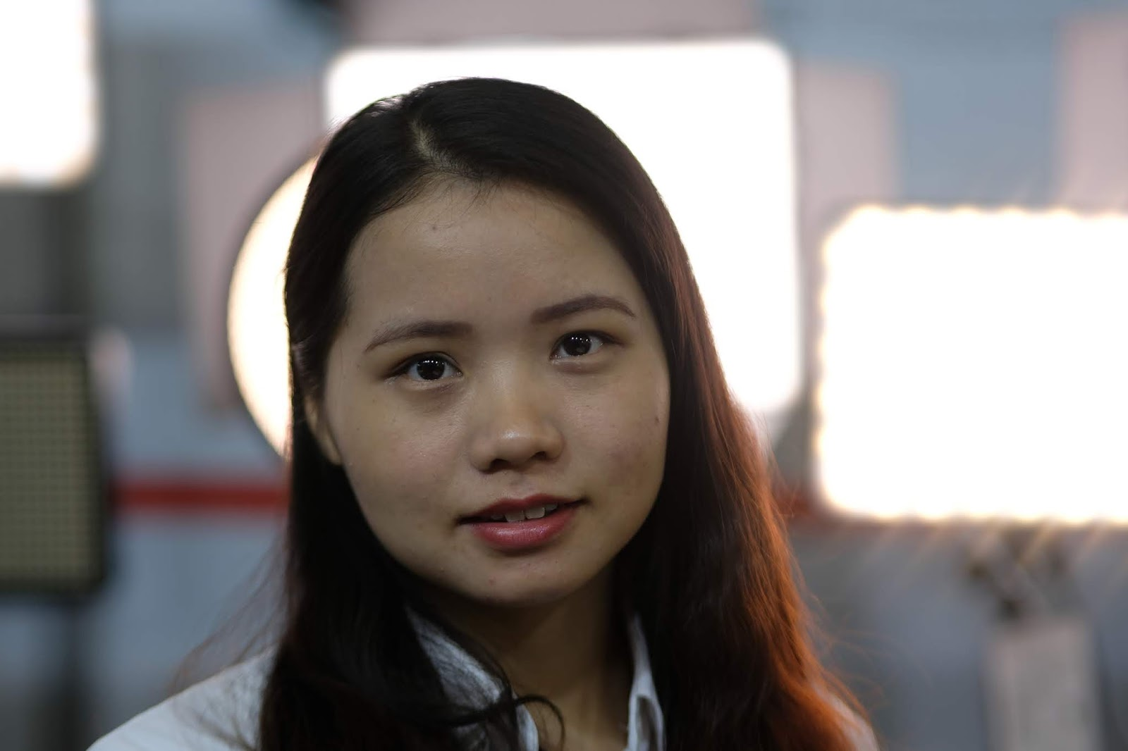 Портрет, снято на Viltrox 85mm f/1.8 для Fujifilm X