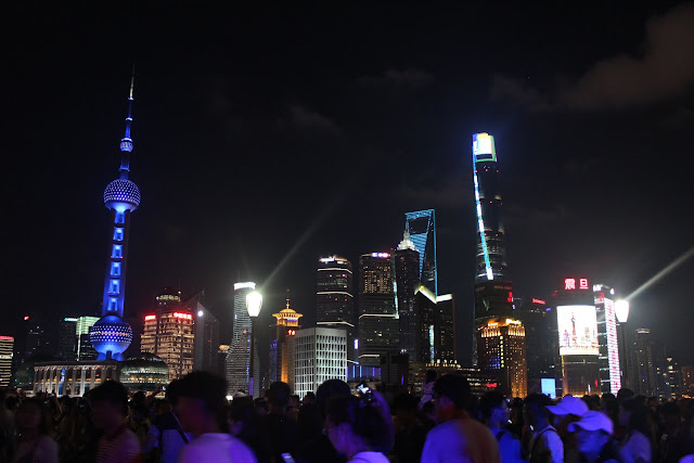 The Bund Shanghai By Night