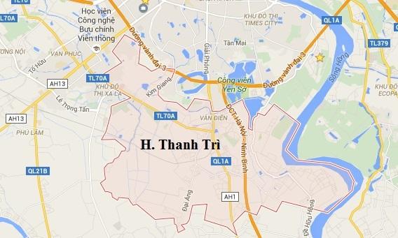 Danh sách chung cư huyện Thanh Trì nổi bật năm 2018 - ducanhland