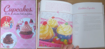 Blick ins Buch Cupcakes - Für die schönsten Feste des Jahres von Katharina Saheicha und Stefanie Bartsch