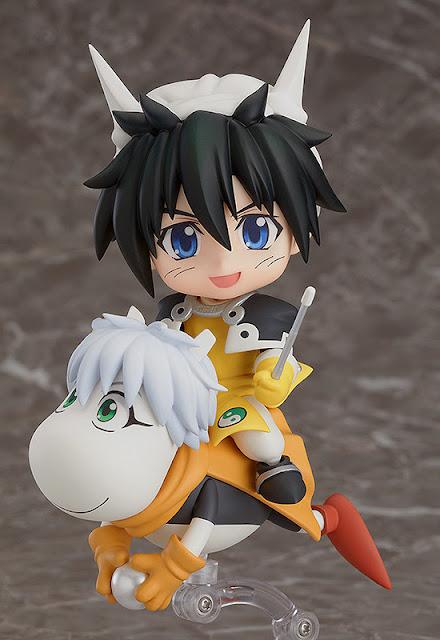 "Nendoroid Taikobo & Supushan de ""Hakyu Hoshin Engi"" - Good Smile Company"