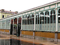 Mercado del Fontán; Oviedo; Uviéu; Asturias