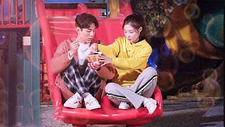Download Web Drama Because It's My First Love Subtitle Indonesia Bluray 720p