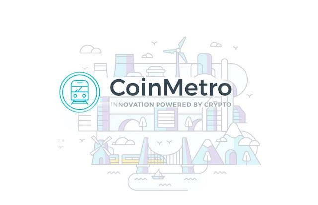 CoinMetro - Platform Keuangan yang Mendorong Masa Depan Untuk Inovasi Blockchain