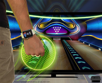 bowling central on apple watch