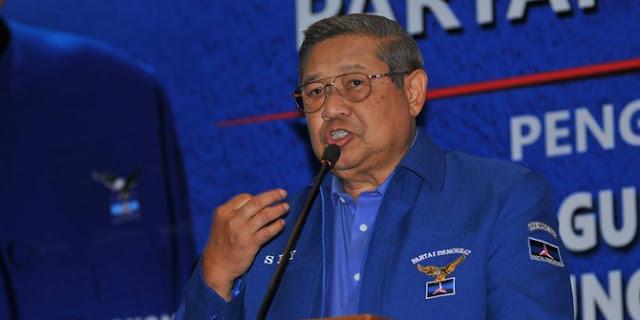 Sinyal Kuat Dukungan Demokrat, SBY: Kepemimpinan Pak Jokowi Perlu Dilanjutkan, Bahkan......