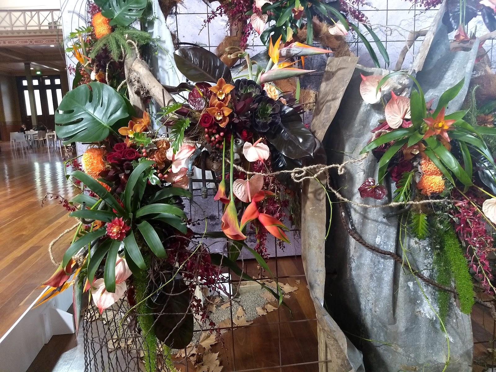 Tales Of Time 2019 International Garden Flower Show Melbourne
