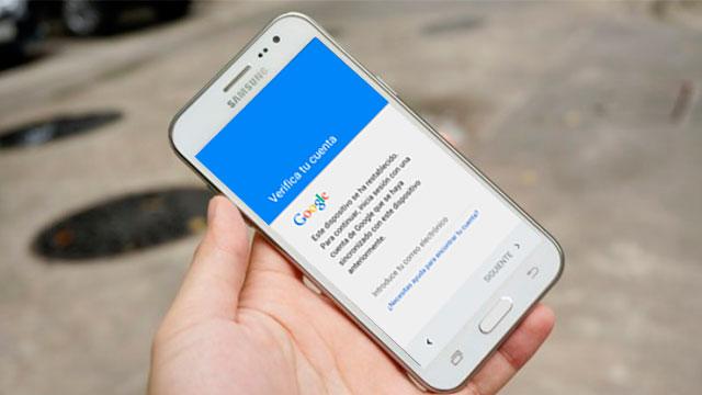 eliminar - borrar cuenta Google Samsung Galaxy J2
