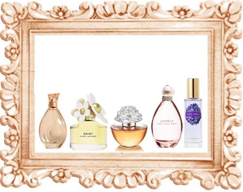 Heart Over Heels Top 5 Perfume Picks