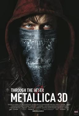 Metallica 3D, la película