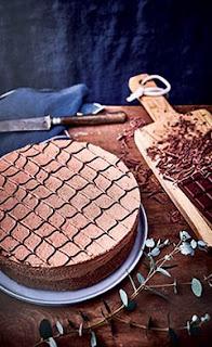 Gâteau au chocolat Despacito