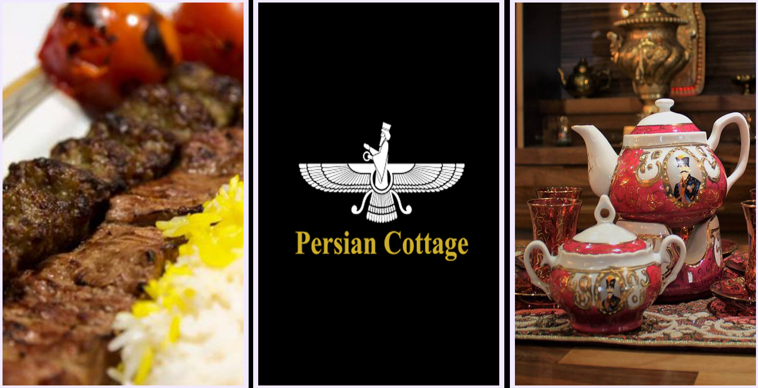 The top rated restaurant in Middlesbrough for 2018 according to Trip Advisor ratings, Persian Cottage