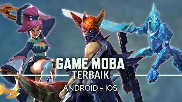 5 Daftar Game Moba Offline Untuk Android 2018