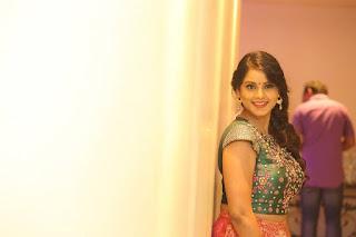 Sai Krupa Stills At Trendz Vivah Collection Launch ~ Celebs Next