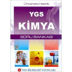 Fen Bilimleri YGS Kimya Soru Bankası (2017)