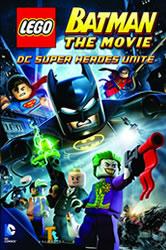 Batman Lego: Super-Heróis Se Unem – Dublado