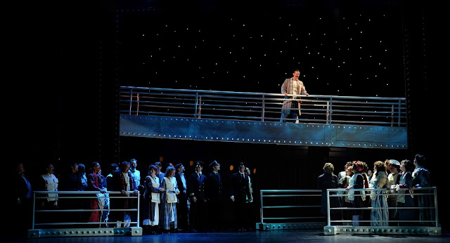 BWW Review: Moonlight Amphitheatre Mounts Gorgeous Rendition of the Rarely Seen TITANIC THE MUSICAL