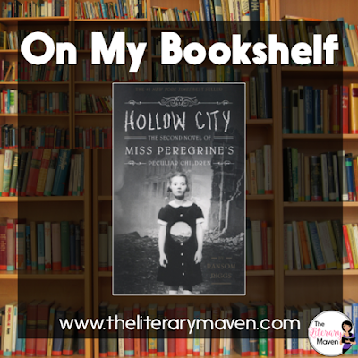 In Hollow City by Ransom Riggs Jacob must lead Miss Peregrine's peculiar children to safety while fending off zombie-like creatures with which only he can communicate. The mix of genres in this young adult novel will hook readers with varying interests. Read on for more of my review and ideas for classroom application.