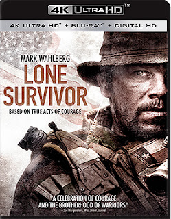 DVD & Blu-ray Release Report, Lone Survivor 4K Ultra HD, Ralph Tribbey