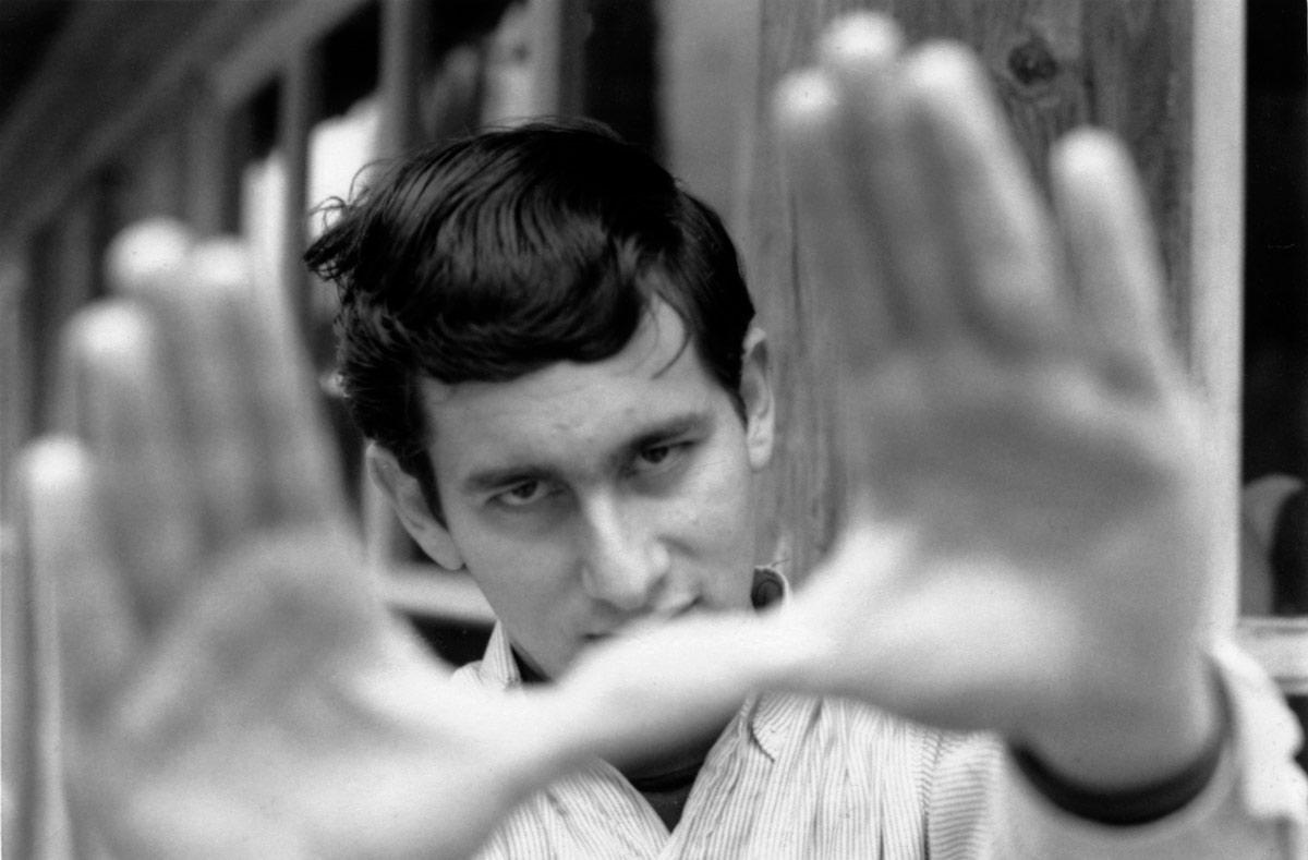 Steven Spielberg joven