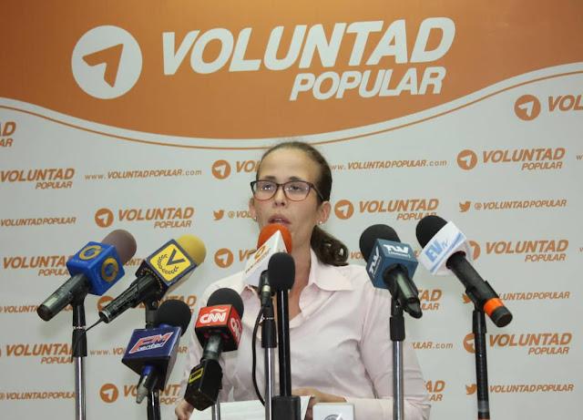 Voluntad Popular solicita la sustitución del representante del PNUD en Venezuela