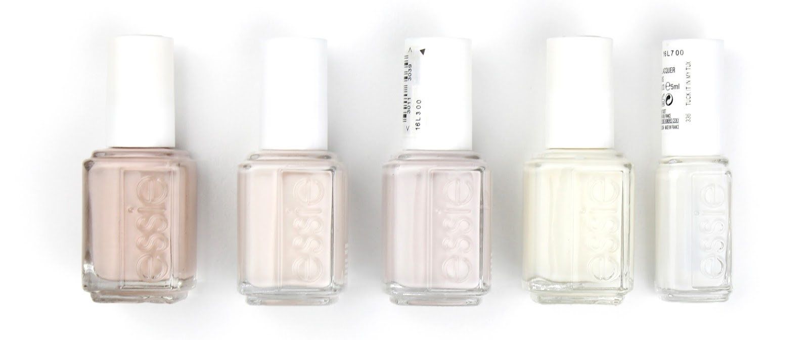 My Essie Polish Collection Rosy Disposition