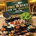 Free Buffet for Graduates (2018) at Sambo Kojin