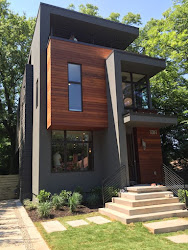 Two Story Simple Modern House Design 6