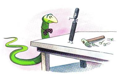 fabula la serpiente y la lima