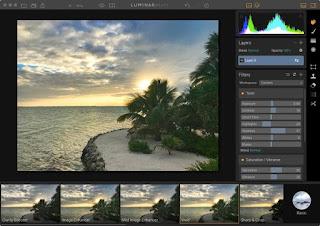 تنزيل برنامج تعديل الصور للكمبيوتر Luminar Photo Editor