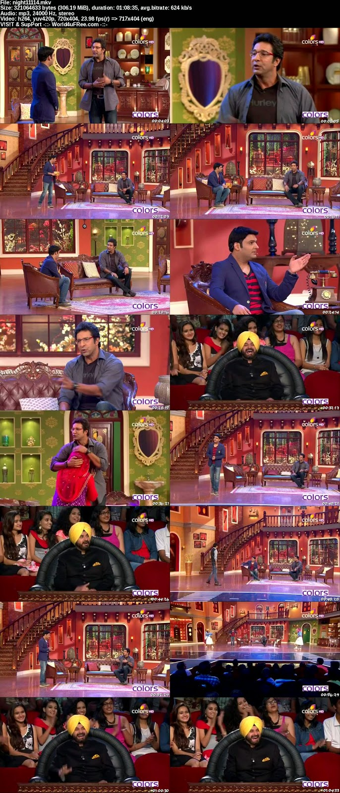 Comedy Nights With Kapil 1st NOV 2014 Full Episode at moviesmella.com