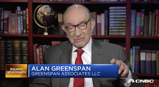 Greenspan: Bond bubble about to break because of 'abnormally low' interest rates