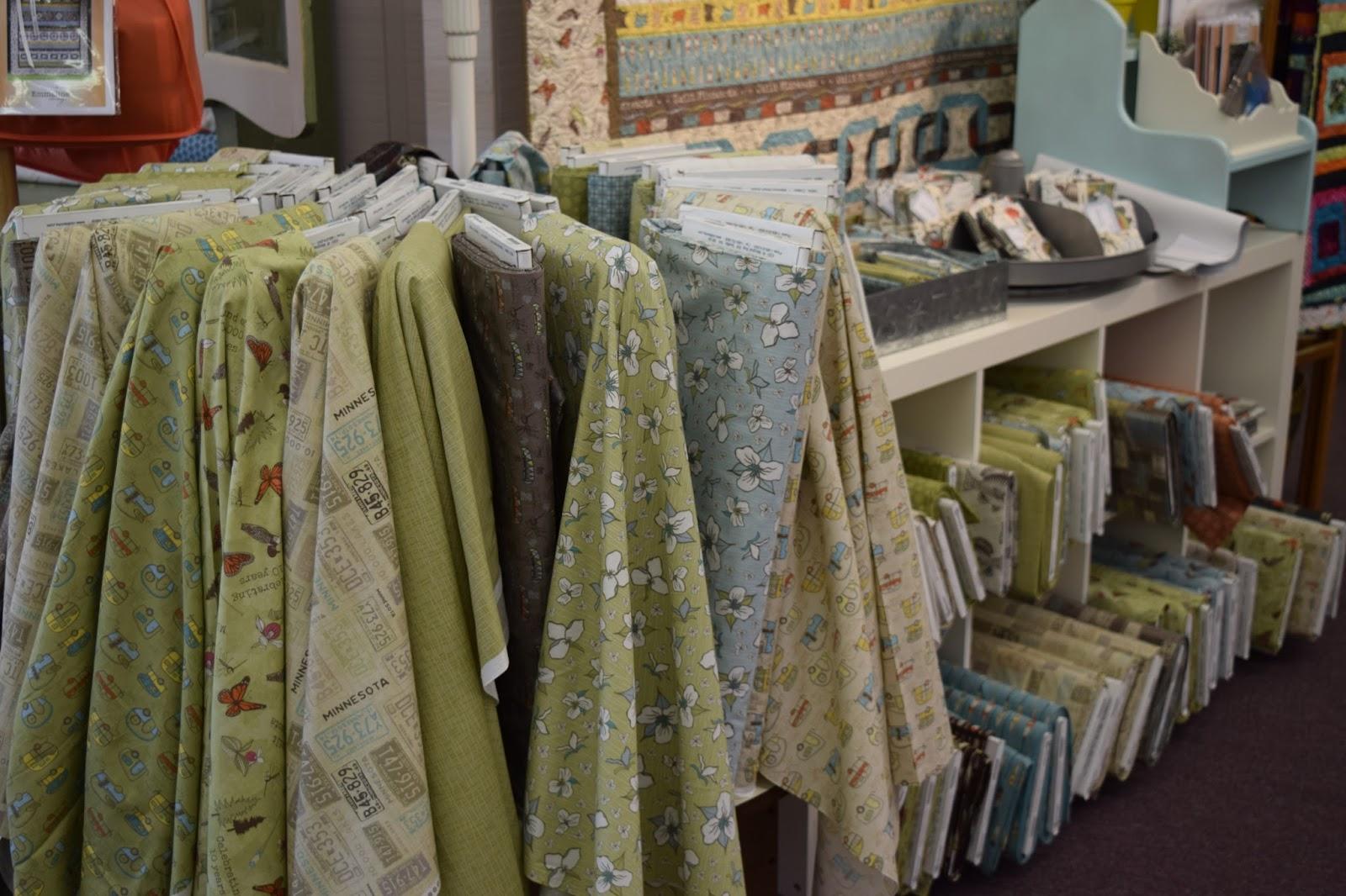 the Bear Blog: Quilt MN Shop Hop Ends for 2016 : quilt shop white bear lake mn - Adamdwight.com