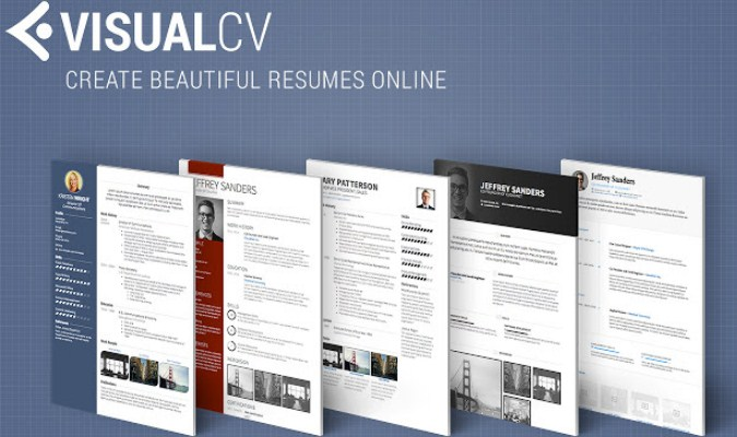 Bikin Resume Unik Lewat Website - VisualCV.com