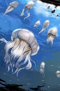 Những Xác Chết Hồi Sinh Từ Đại Dương – Truyện tranh