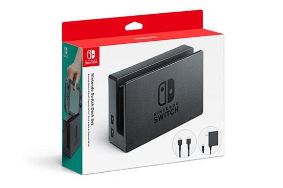Ya conocemos el precio de la base de Switch que Nintendo venderá por separado