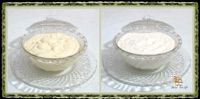 Maionese de ovo semi cozido 1