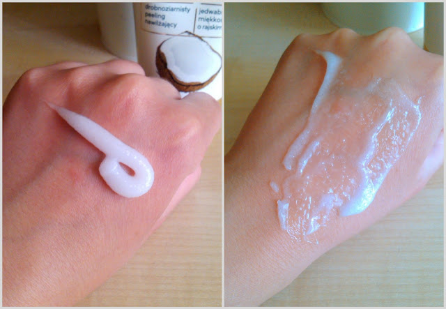 Lirene, Kokosowy peeling solny