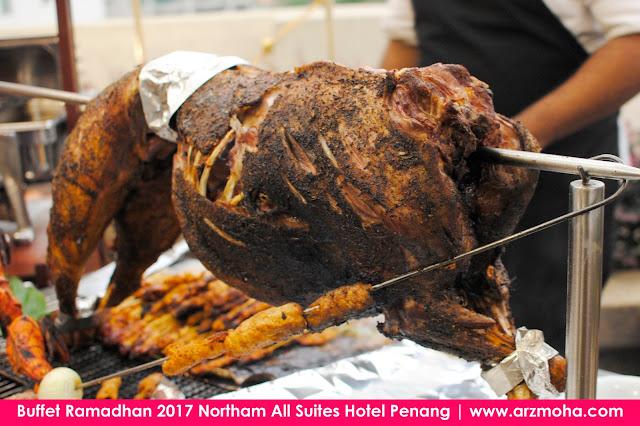 Buffet Ramadhan 2017 Northam All Suites Hotel Penang, kambing golek,buffet ramadhan di penang 2017, harga buffet ramadhan di northam hotel penang, tempat berbuka puasa di penang, buffet ramadhan 2017, buffet ramadhan penang,